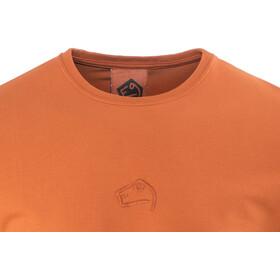 E9 M's Scar LS Shirt brick